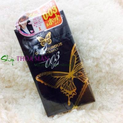 Bao cao su Jex Glamourous Hot 003