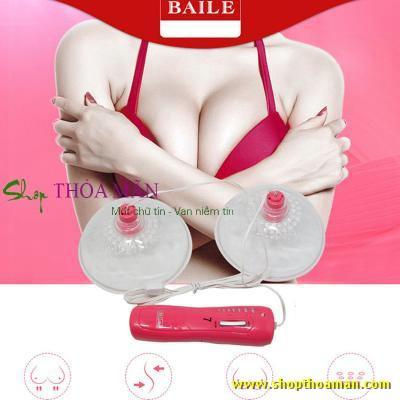 Máy massage ngực cao cấp Super MoMo