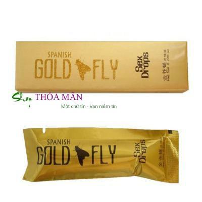 Thuốc Kích Dục Ruồi Vàng SPANISH GOLD FLY(Loại 1)
